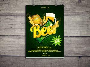 Beer Festival – Flyer Template