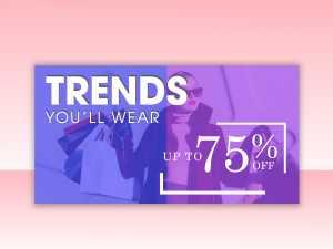 Fashion Sales- Social Media Template