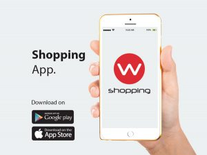 Shopping App – Social Media Template