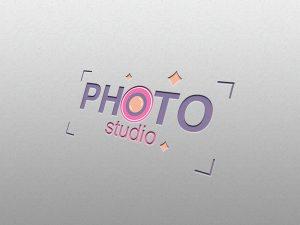 Photo Studio – Logo Design