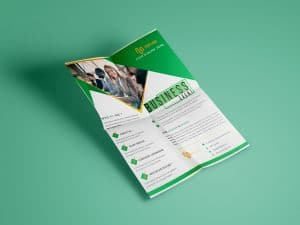 Business event – Flyer template