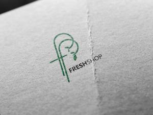 Fresh shop – Logo Design