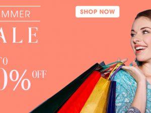 Summer Sale Social Media Template