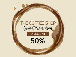 The coffee shop – Social Media Template