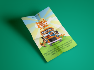 Back to School – Poster Templates