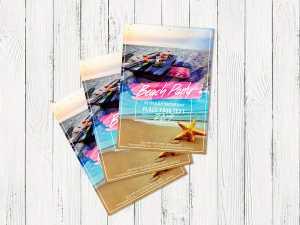 Beach Party – Flyer Templates