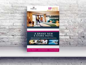 Hotel Service – Flyer Templates