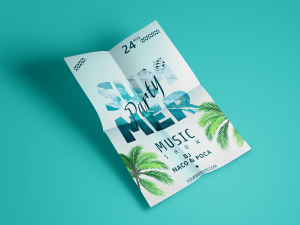 Summer Party – Poster templates