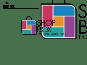 Shop Box – Logo Design
