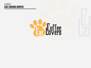 Cat Lovers Coffee – Logo Design