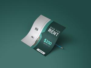 Room For Rent – Social Media Template