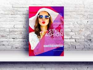 Fashion Style – Flyer Templates