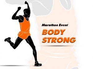 Marathon Event – Social Media Template