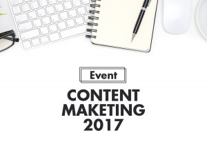 Content Maketing 2017 Event Template