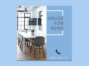 House for Rent – Banner Ad Templates