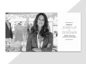 Startup Event – Banner Template